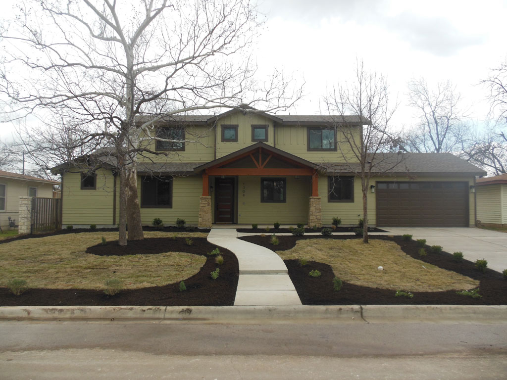 Hill Country Home Builder