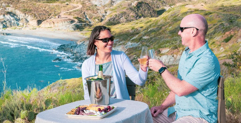 A perfect proposal on Catalina