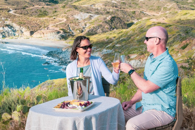 Say cheers to the romance on Catalina Island