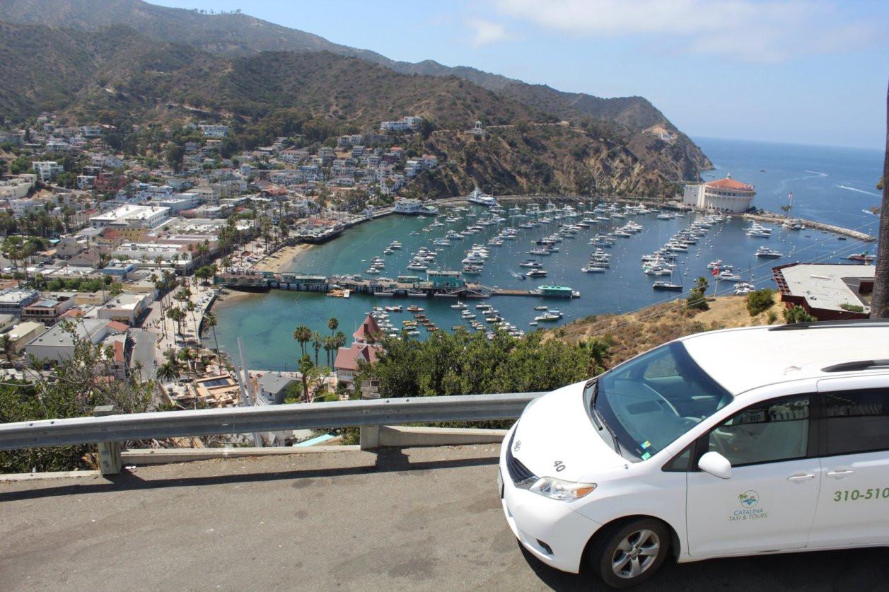 Catalina taxi tours