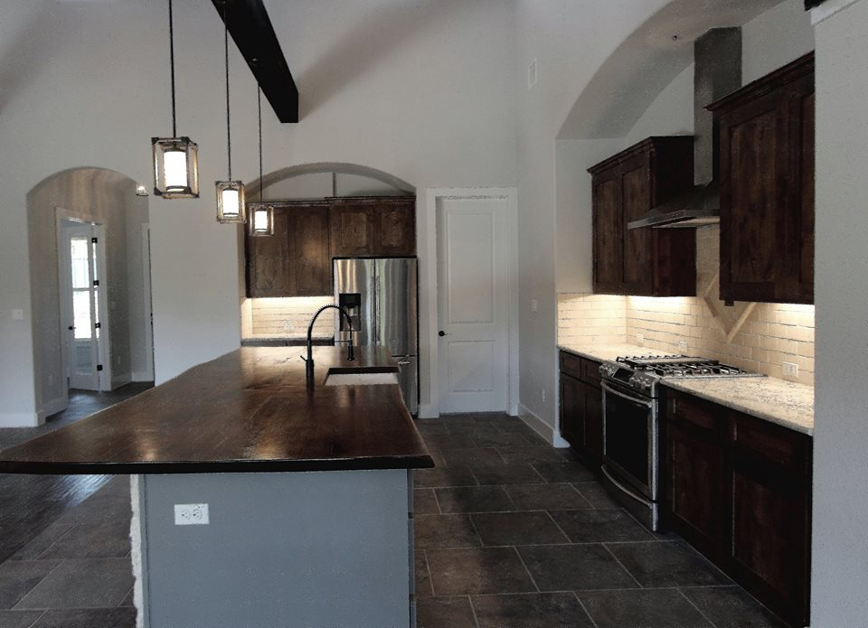 wimberley custom kitchen builder -- 300