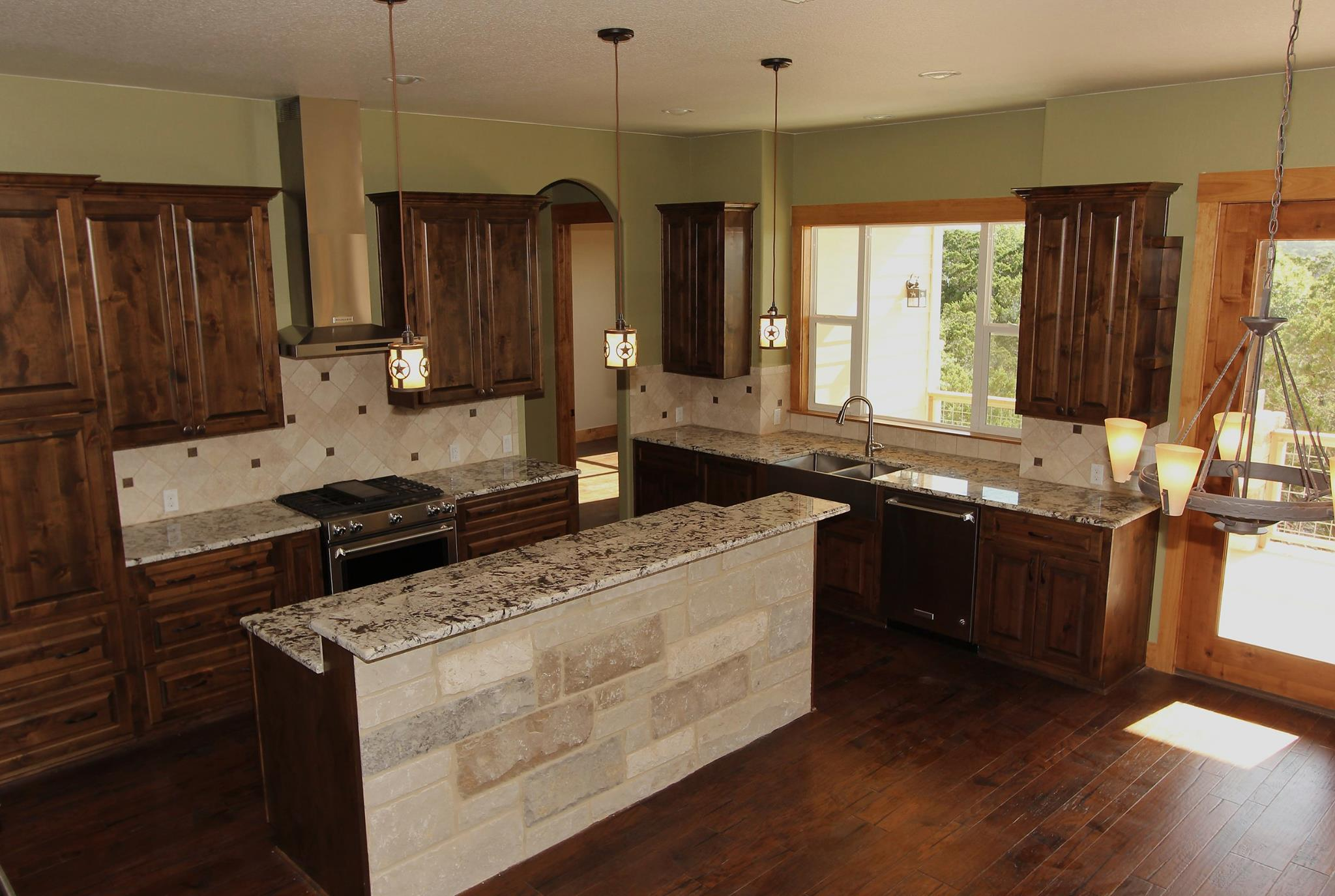 Homes Custom TX Wimberley