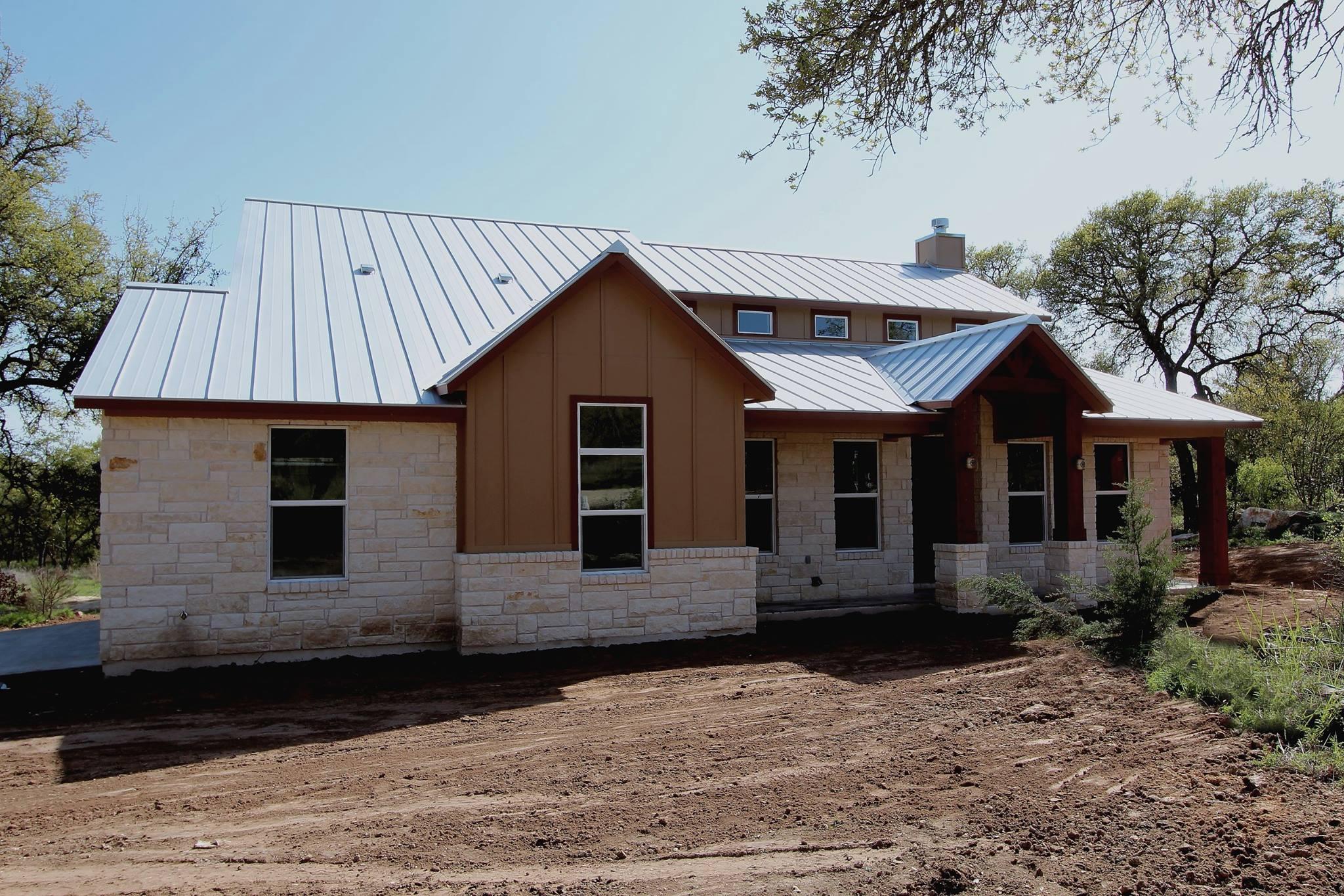 Custom Home Builder Wimberley TX