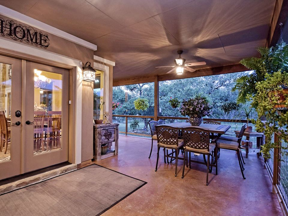 New Custom Homes TX Wimberley