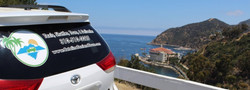 Food delivery on Catalina Island