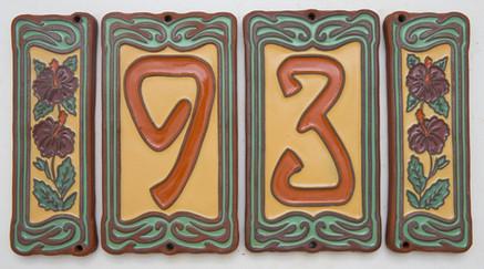 Arcadia house tiles