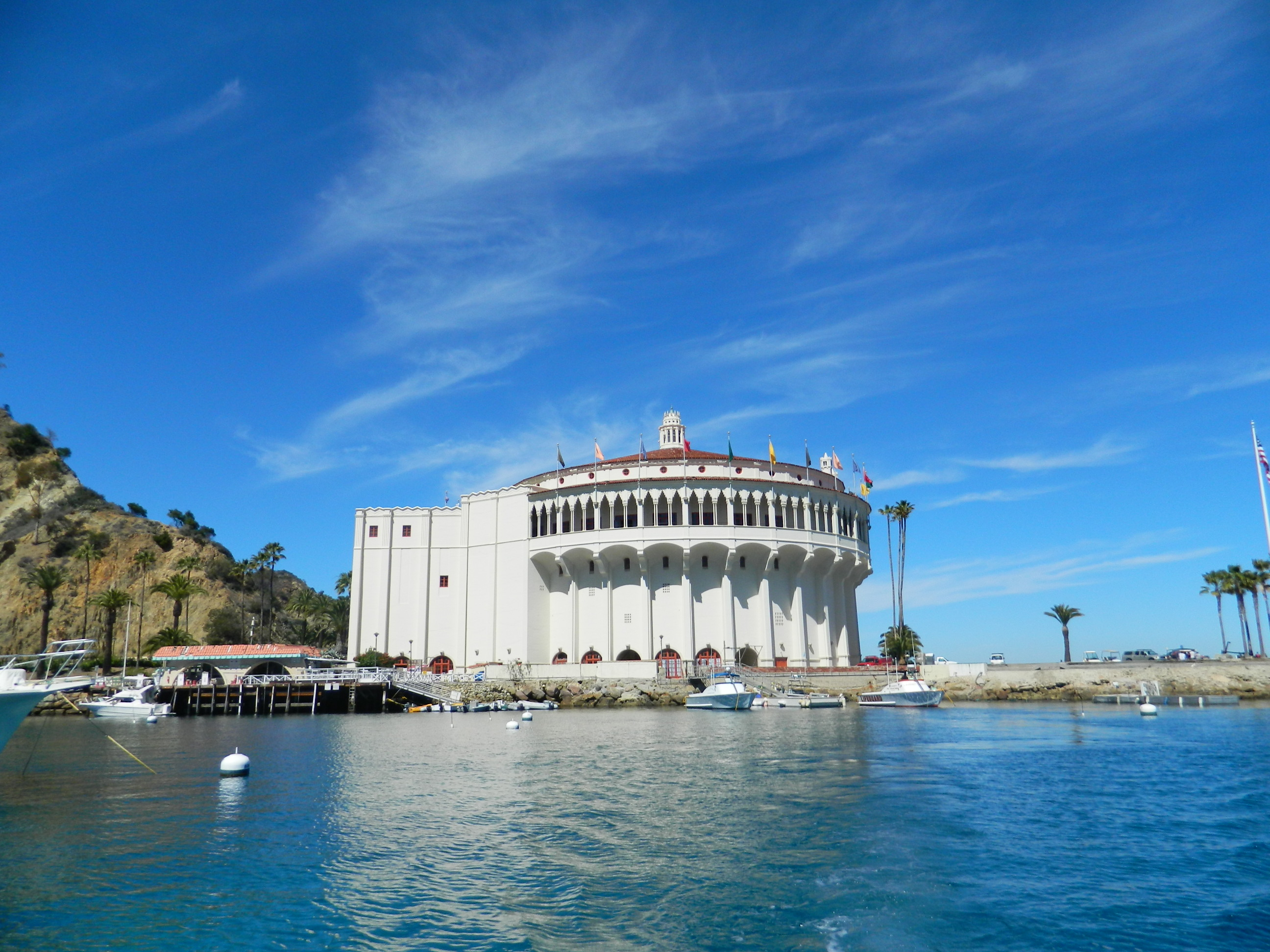 Casino on Catalina Island