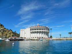 Casino on Catalina Island