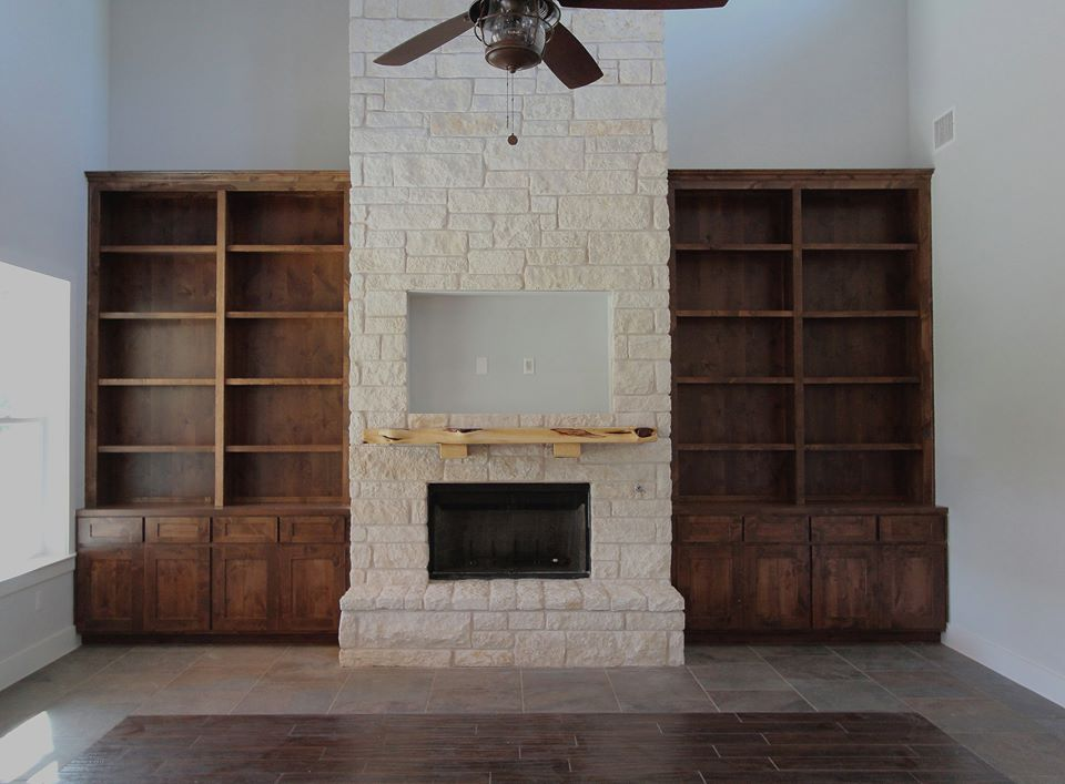 Texas Best Custom Homes Wimberley