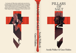 """Comission for the book """"Pillars of salt"""""""