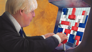 """Speculative editorial for the article """"Boris tightens the screws on the BBC.""""."""