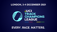 UCI Track Champions League promotion picture with logo