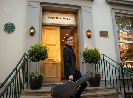 Performance at Abbey Road Studios