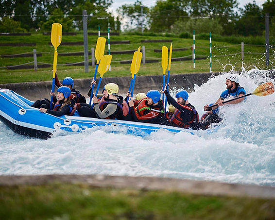 Rafting Unleashed