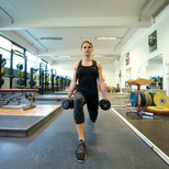 Hit the gym at Lee Valley Athletics Centre