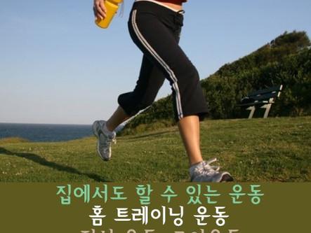 집에서도 할 수있는 운동, 홈트레이닝 운동, 전신운동,코어운동, 필라테스 동작 best 3가지.