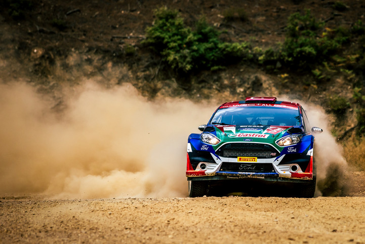 2019 WRC Rally Turkey