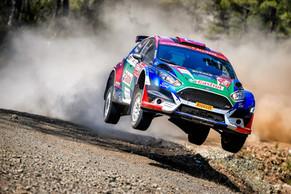 2019 WRC Rally Turkey