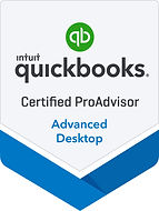 A-Z Bookkeeping Quickbooks certified Advisor Advanced Desktop