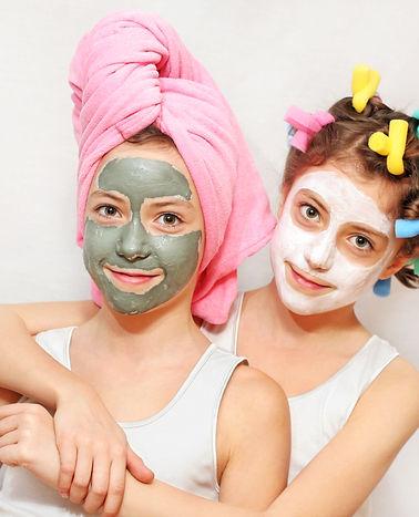 Beauty Party para niñas