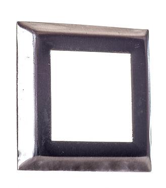 Tapa base de 70x70 aluminio