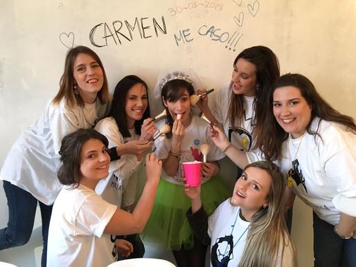 Carmen se casa