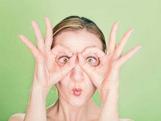 Tres ejercicios básicos de Yoga Facial.