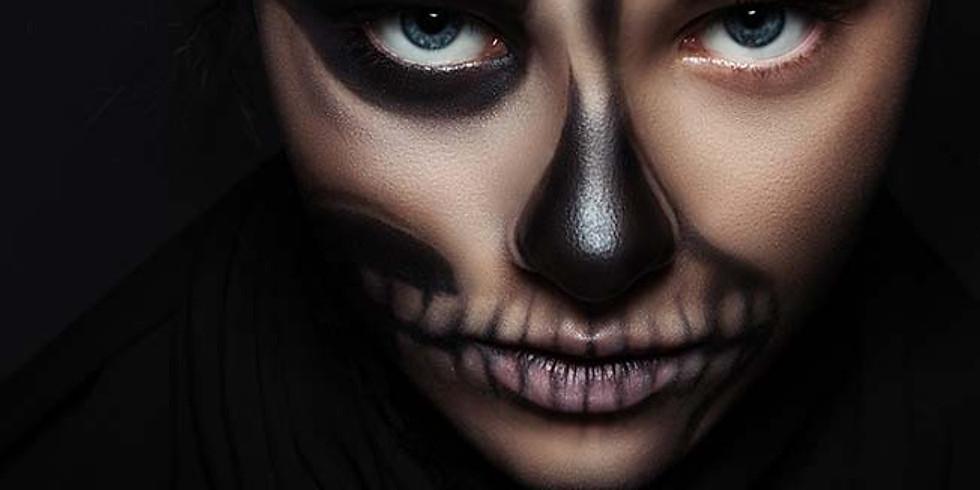 Taller de maquillaje Halloween