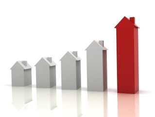 New Registers of Scotland statistics on the increase of property prices
