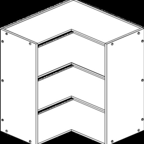 Corner Wall Cabinet Tall