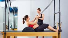 Doğuma Pilates ile Hazırlanın