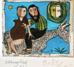 #117 Xmas Cards Paintings