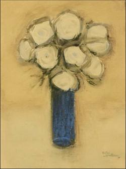 #210 The Blue Vase