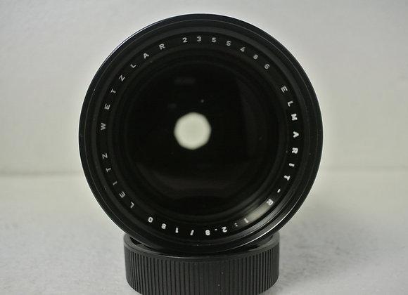 180mm f2,8 Elmarit-R Leitz Wetzlar
