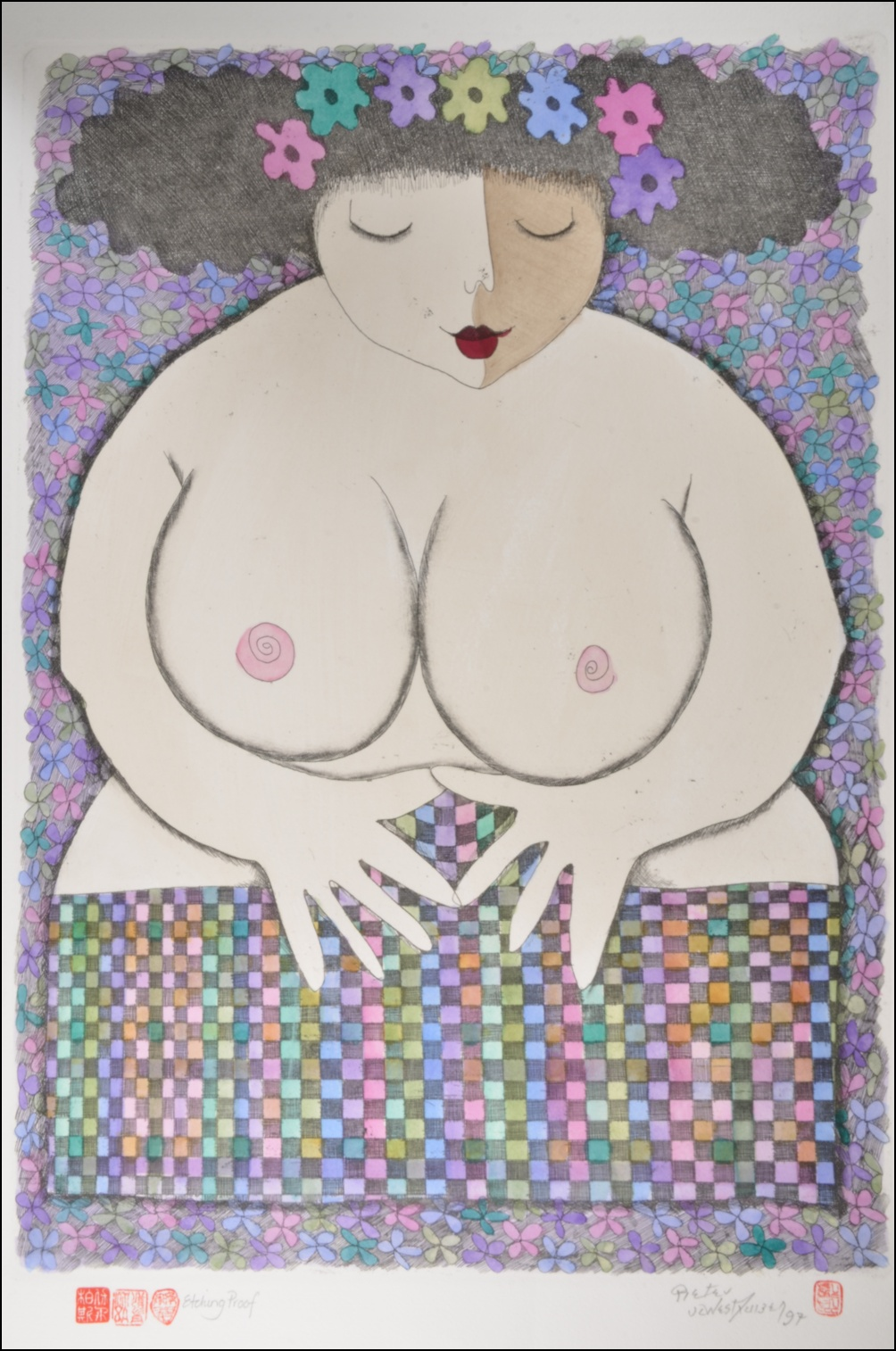 #323 Mama Nude