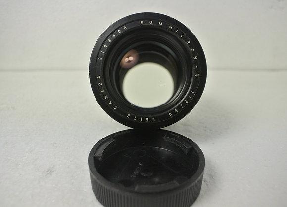 90mm f2 Summicron-R Leitz