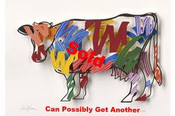 Cow-Brush Strokes