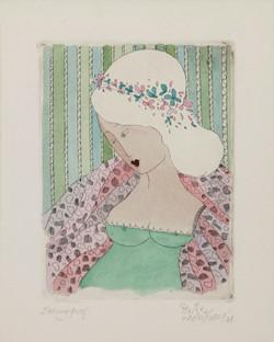 #113 Portrait of a Woman
