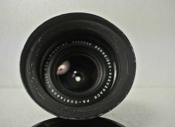 35mm f4 Schneider-Kreuznach PA-Curtagon R