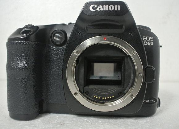 EOS D60 Digital