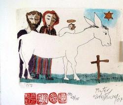 #116 Xmas Cards Paintings