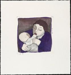 #335 Babadag - purple