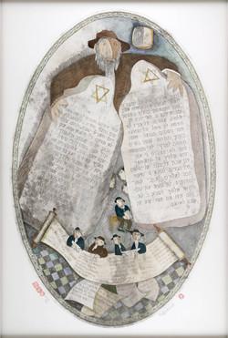 #116 Ten Commandments