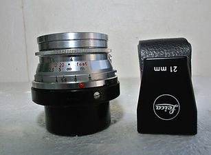 7. Leica 21mm f4 Super Angulon