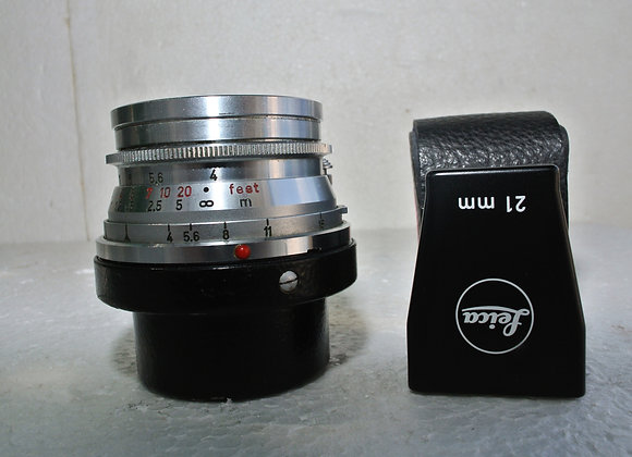 Leica M 21mm f4 Super Angulon