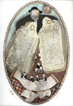 #115 Ten Commandments
