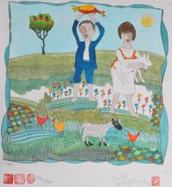 #12 Mary had a Lamb