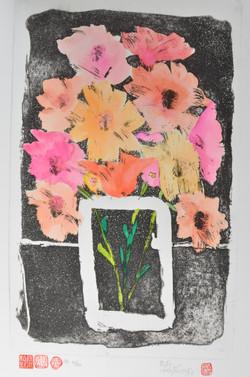 #16 Square Vase(color)