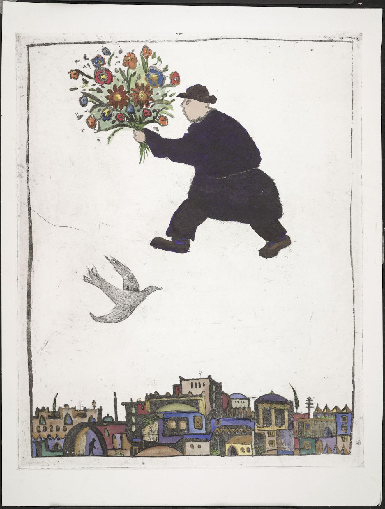 #98 Blomme vir Israel II