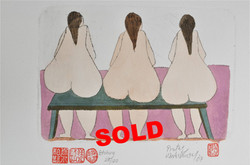 #515 Bench Bottoms (Pink)SOLD